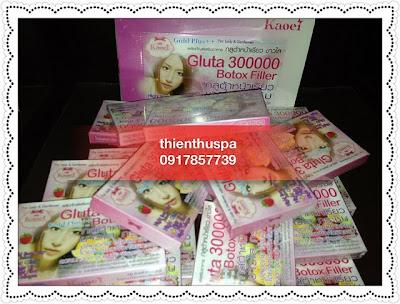 Thuốc trắng da Gluta 300000 Botox Filler