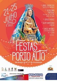 Porto Alto- Festas em Hª de Nª Srª de Guadalupe 2017