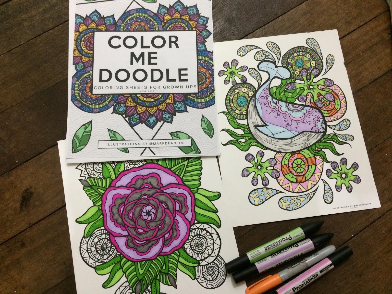 92 Secret Garden Coloring Book National Bookstore