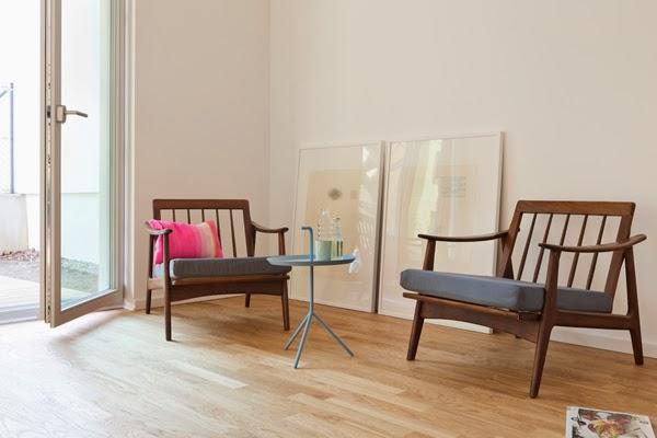 decorar pocos muebles salon