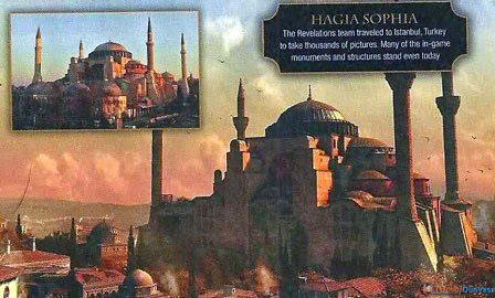 Assassin's Creed Revelations Hagia Sophia