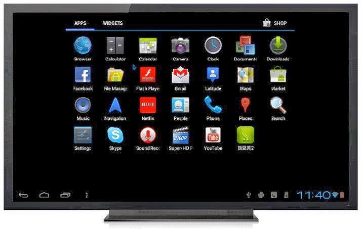 غوغل تطرح جهاز تلفزيون يعمل بنظام أندرويد
