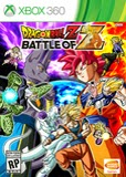 Torrent Super Compactado Dragon Ball Z: Battle of Z Xbox 360