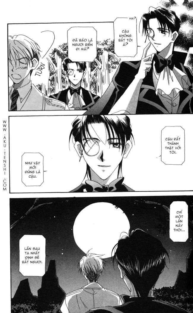 Dorobou to Keiji Chapter 1 - Trang 23