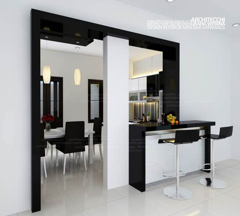 & Koleksi Desain Interior Dari Dapur Minimalis
