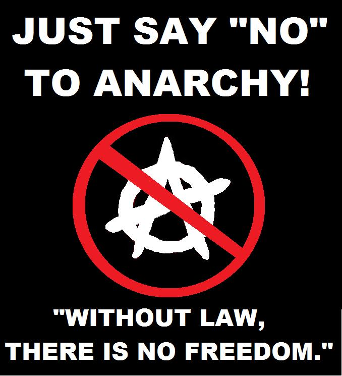 without the rule of law anarchy It is difficult to drum up widespread, grassroots political support for the rule of law in the eyes of many people, the rule of law does not put food on the table.