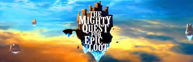 The Mighty Quest For Epic Loot BETA KEY