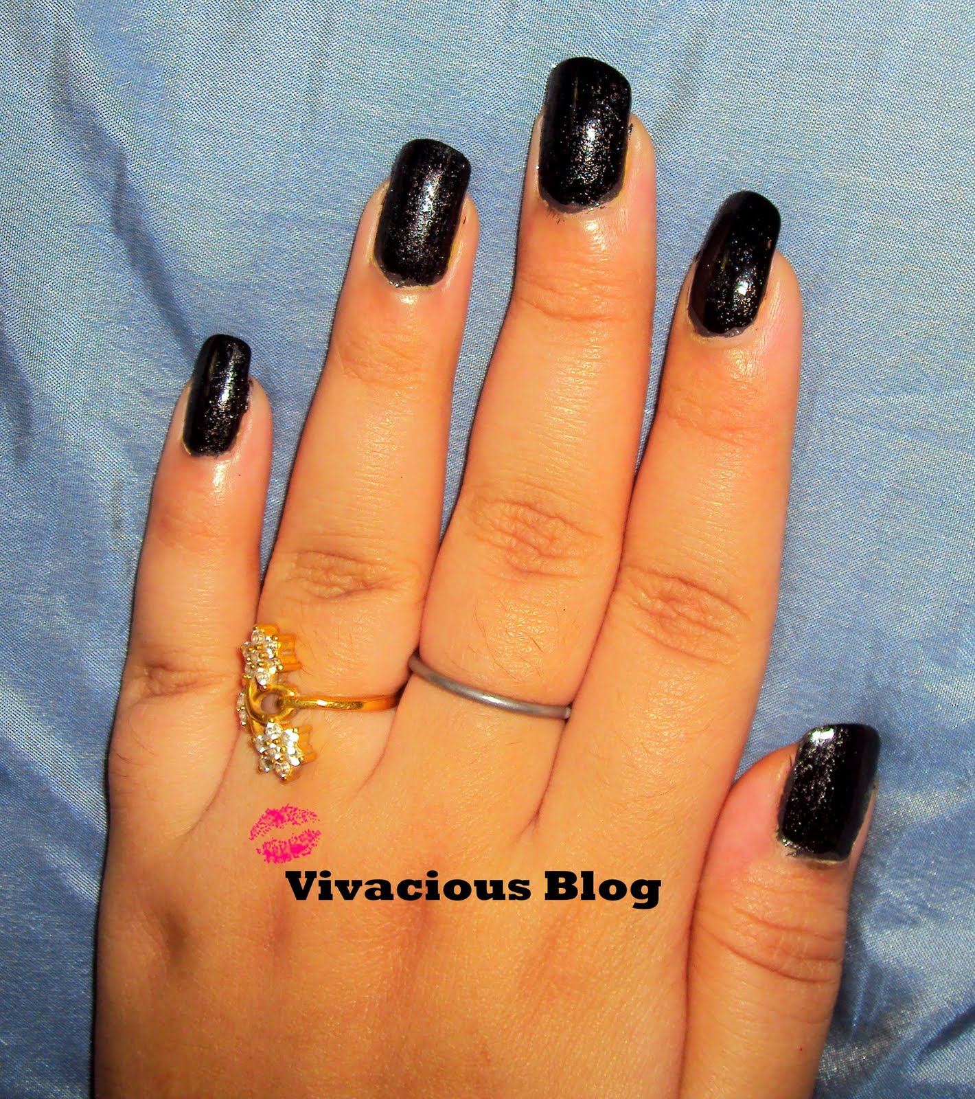 Prettyfulz Fall Nail Art Design 2011: Vivacious Blog: Abstract Nail Art