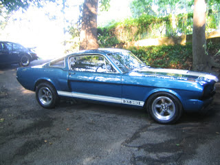 66 Shelby Mustang /restoration info  under june 2013