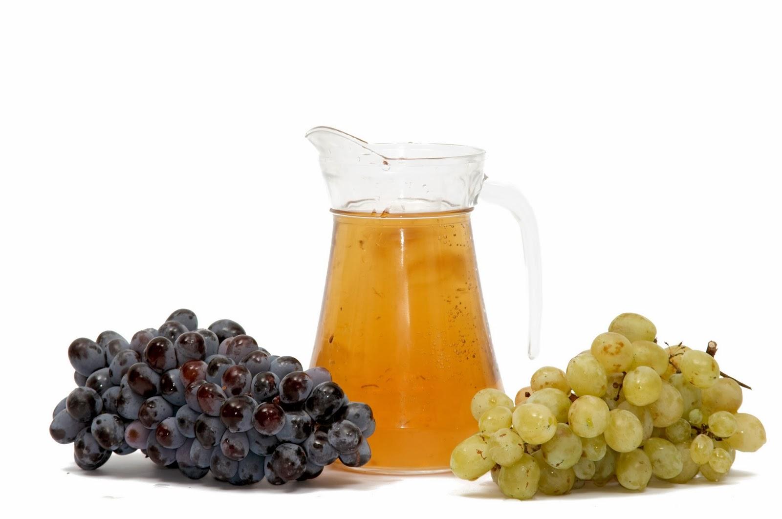 suco natural de uvas