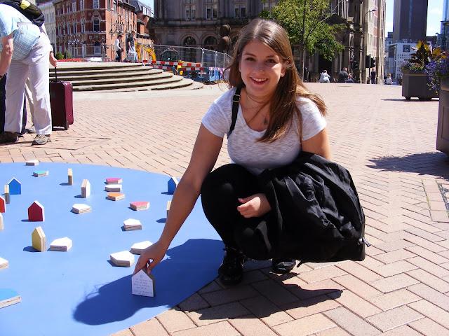 Girl in Birmingham