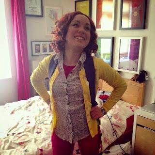 Kimmy Schmidt cosplay