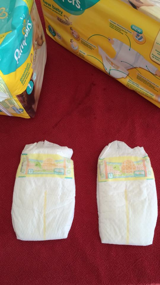On ne na t pas maman on le devient 2015 05 24 - Prix couches pampers leclerc ...