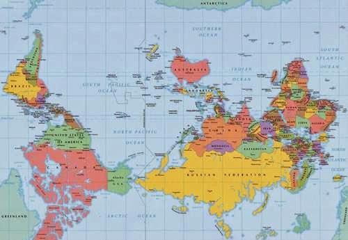 10 Mapas informativos para ver nuestro mundo de una manera diferente