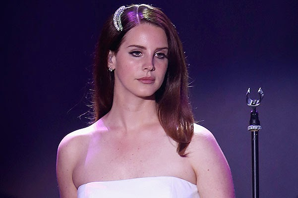 "Lana Del Rey can record the soundtrack to the new ""Bond"""