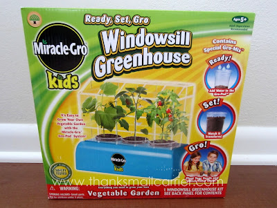 Miracle-Gro Windowsill Greenhouse review