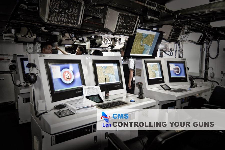 Menhan Ajak PT LEN Buat Sistem Pertahanan Maritim dan Combat Management System (CMS)