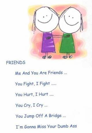 friendship poems. friendship poems for children