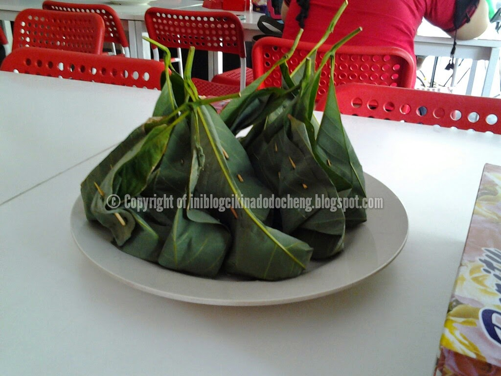nasi kukus sup tulang Tok Wan sedap