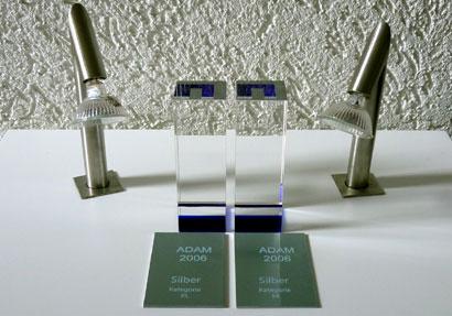 ADAM Awards für MDL-expo GmbH