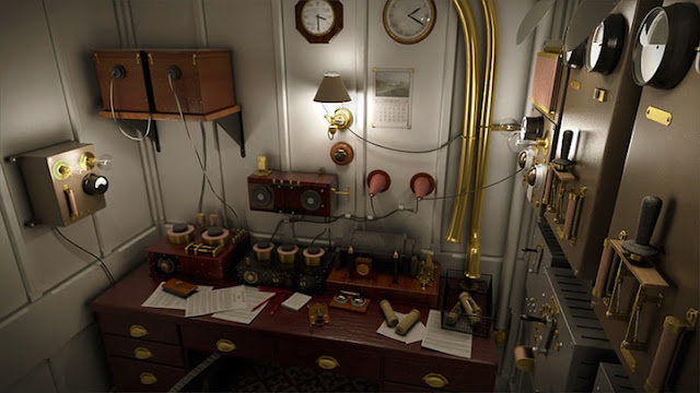 Luxury Titanic II Replica
