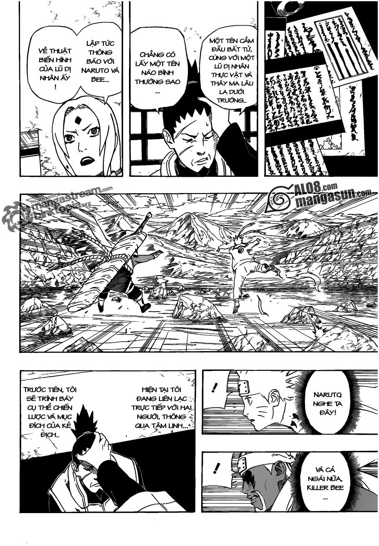 Naruto chap 545 Trang 6 - Mangak.info