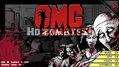 OMG HD Zombies! Coming To The PlayStation Vita