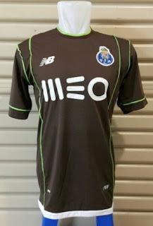 gambar photo kamera terbaru musim depan Jersey FC Porto away leaked terbaru musim 2015/2016 di enkosa sport toko online pakaian bola terpercaya