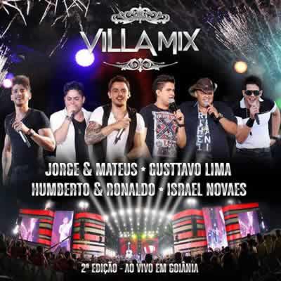 Download – CD Villa Mix 2ª Edição – Ao vivo em Goiânia