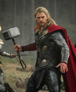 Chris Hemsworth Thor workout