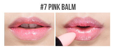 Son thỏi oh my lip karadium màu pink balm