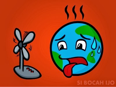 Gambar Lucu Tentang Global Warming Save Our Earth