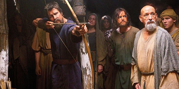 Exodus: Gods and Kings | Christian Bale, Ben Kingsley e Joel Edgerton nas imagens inéditas do épico bíblico