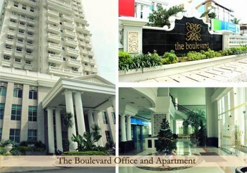 Sewa Apartemen The Boulevard Jakata Pusat