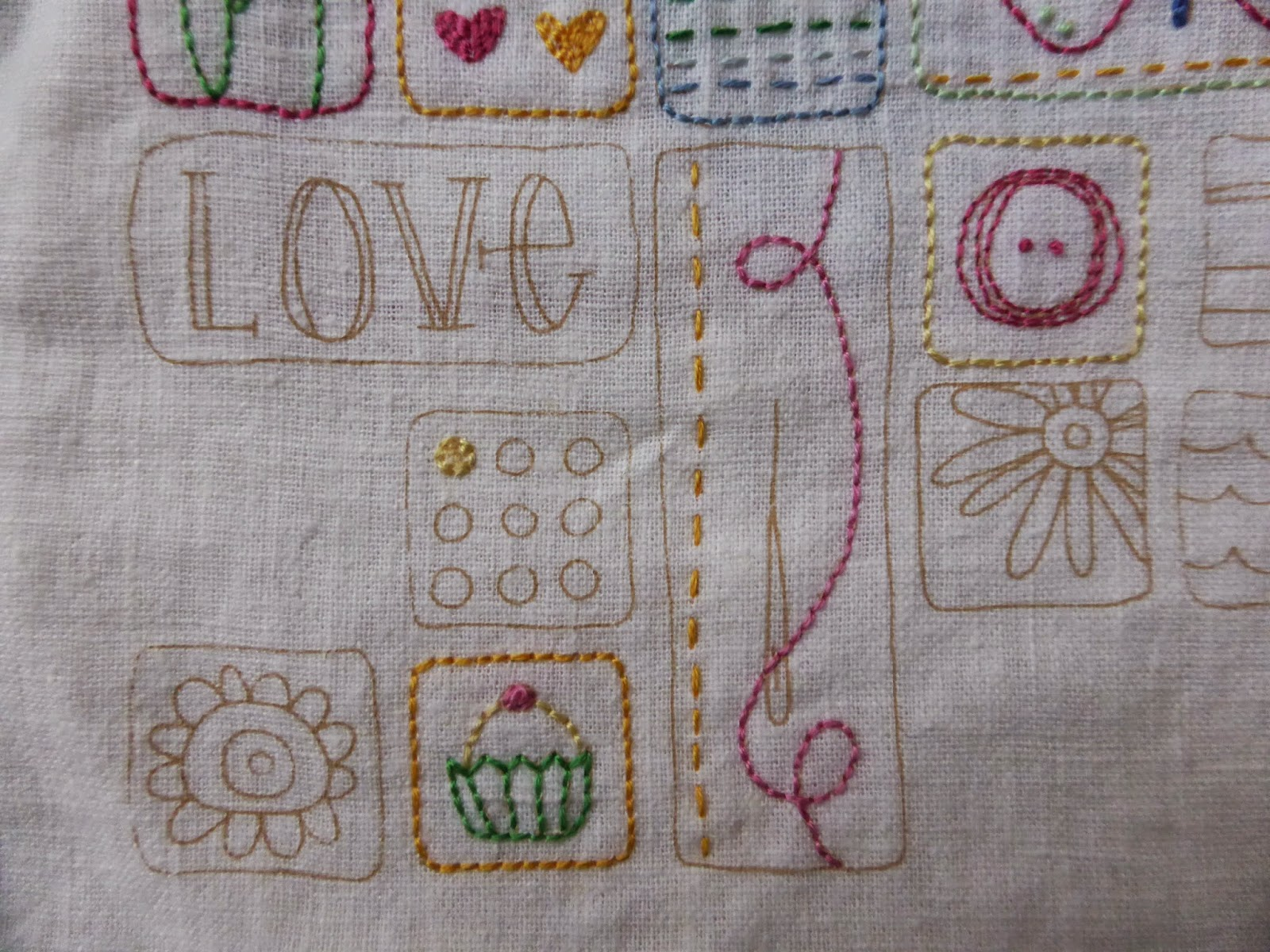 Sew Laugh Love - pattern by Leanne Beasley