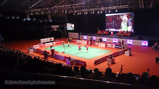 kopiko purple league champions challenge genting arena of stars