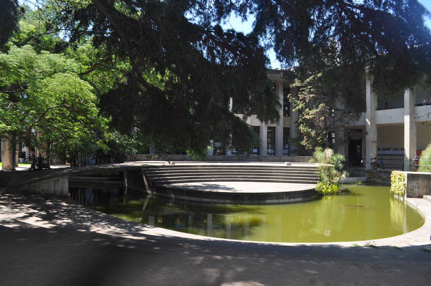 Arquitectura y tecnolog a farq facultad de arquitectura for Facultad de arquitectura