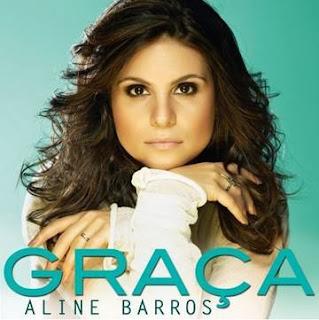 capa Aline Barros   Graça