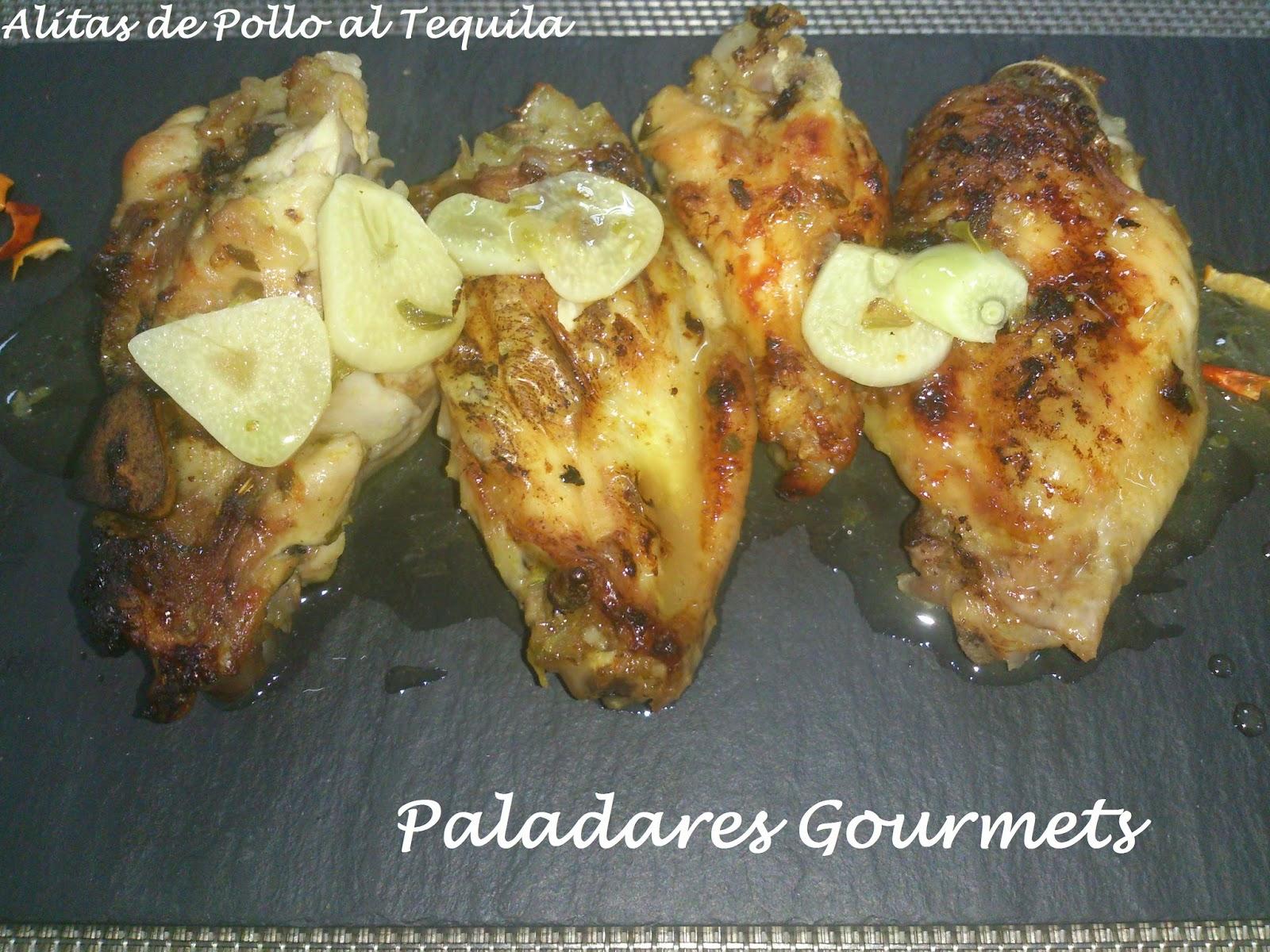 La cocina del chef marcel alitas de pollo crujientes al adobo de tequila - Adobo de alitas de pollo ...