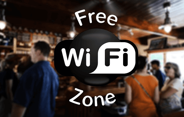 Vodafone Free Wi-Fi Zone with 100MB Internet