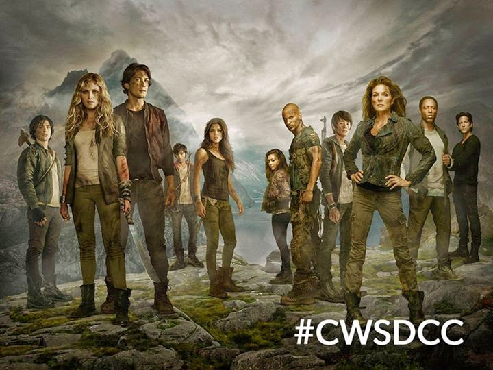 The 100 - Season 2 - SDCC Key Art