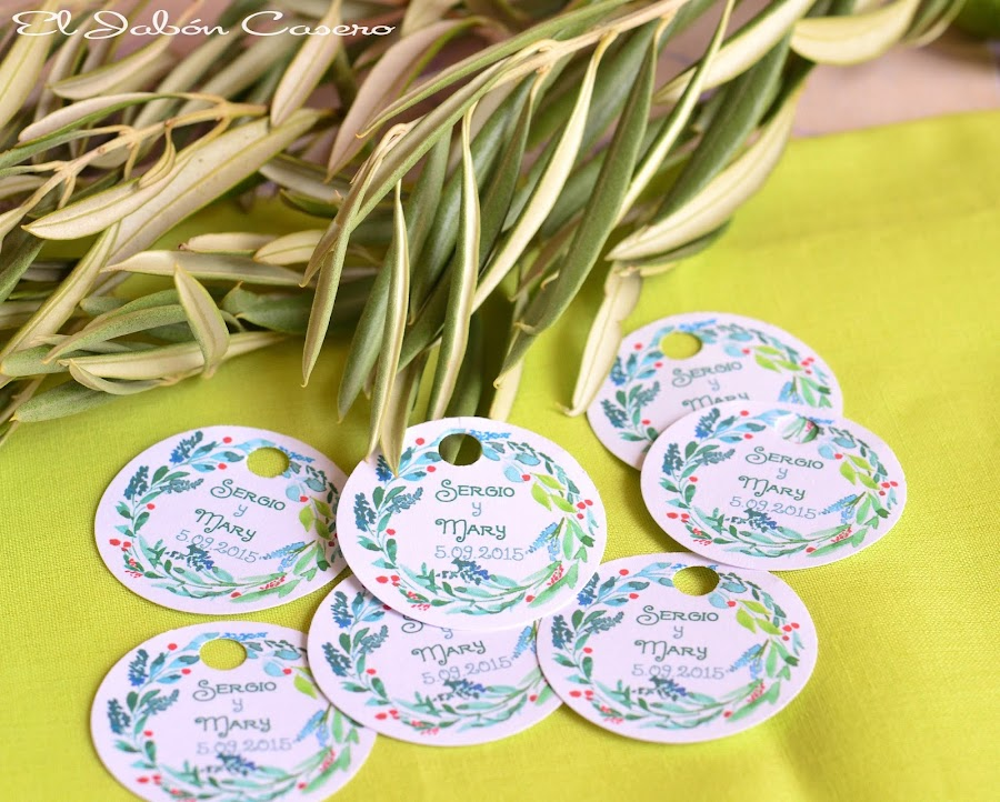 etiquetas personalizadas para bodas