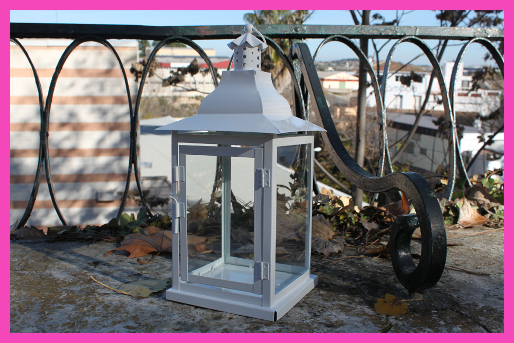 Farolillos portavelas happy ideas blog - Farolillos para velas ...