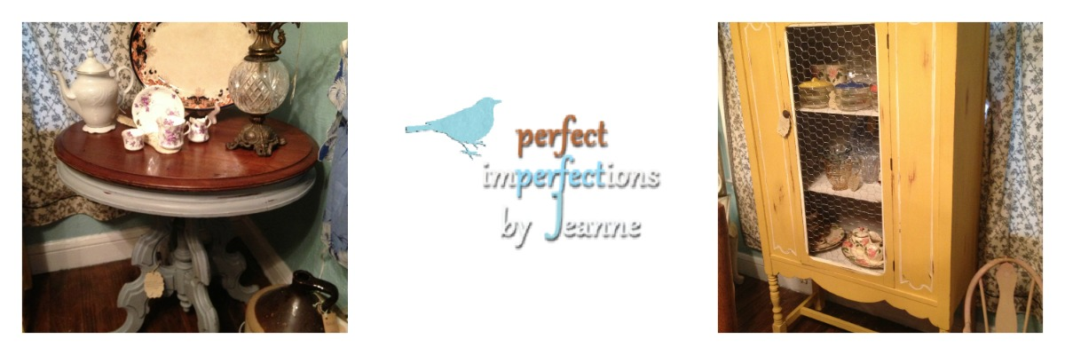 Perfect Imperfections by Jeanne