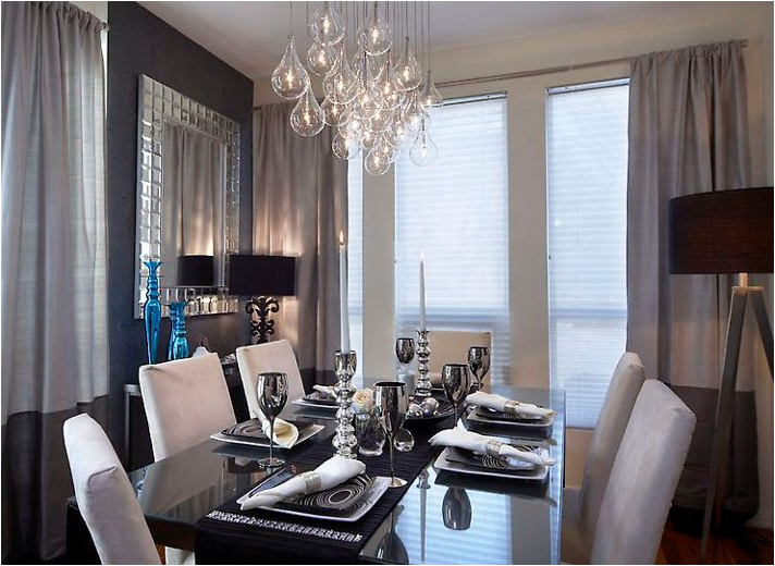 Key interiors by shinay asian dining room design ideas for Asian dining room