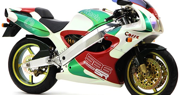 Racing Caf U00e8  Bimota Sb6 Sr 1994  2 By Moto Corse