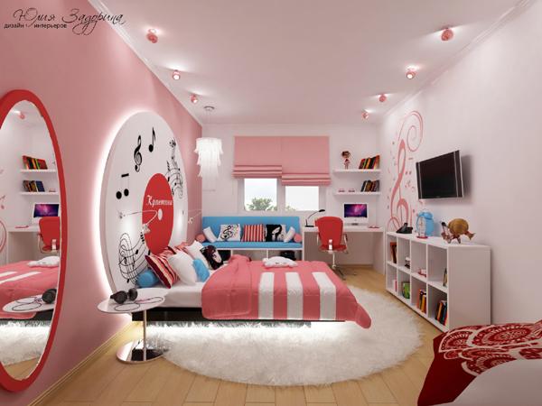 Dormitorios con escritorio - Escritorios para habitaciones ...