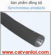 Ống ruột gà CVL là sản phẩm đồng bộ chất lượng cao