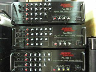 Ampli  Jarguar 203-203A-203III-203 XG - HOANG AUDIO