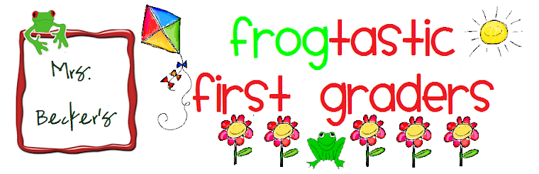 Frogtastic First Graders